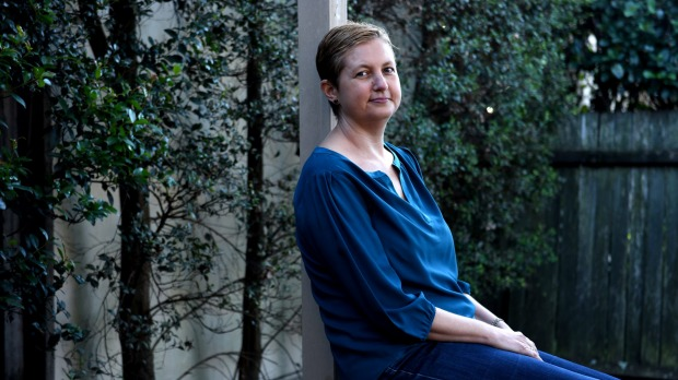 Bridget Whelan underwent genetic testing after being diagnosed with ovarian cancer.